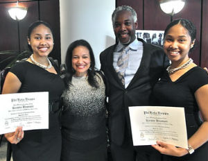 Good News Friday: Spelman College Twins Become the School's First Co-Valedictorians
