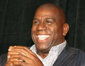 Join Magic Johnson at the Entrepreneurs Conference