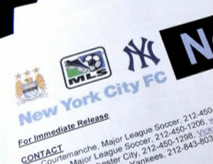Manchester City and Yankees Partner to Bring New MLS Team to NYC