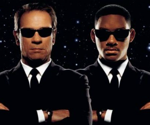 Another One? 'Men In Black 4' Has a Screenwriter