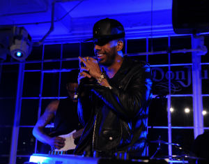 Ryan Leslie performed songs from his new album at Tequila Don Julio's Cinco de Mayo party in New York City on May 2.