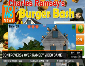 Charles Ramsey Featured in Online Video Game