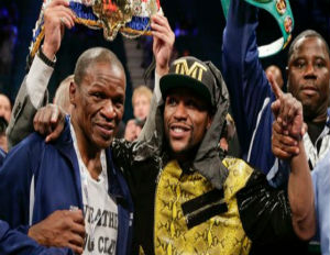 "Floyd ""Money"" Mayweather Jr. Sued For Non-Payment"