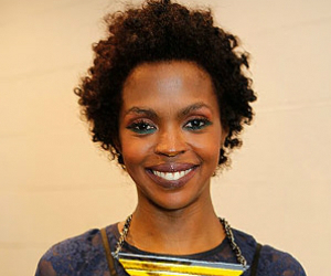 lauryn hill smiling