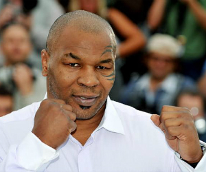 Mike Tyson is Getting Animated On Adult Swim