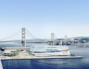 new golden state warriors stadium