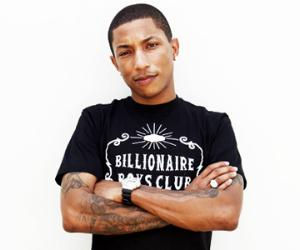 Pharrell Williams Joins Rihanna's 'Styled To Rock' Reality Show