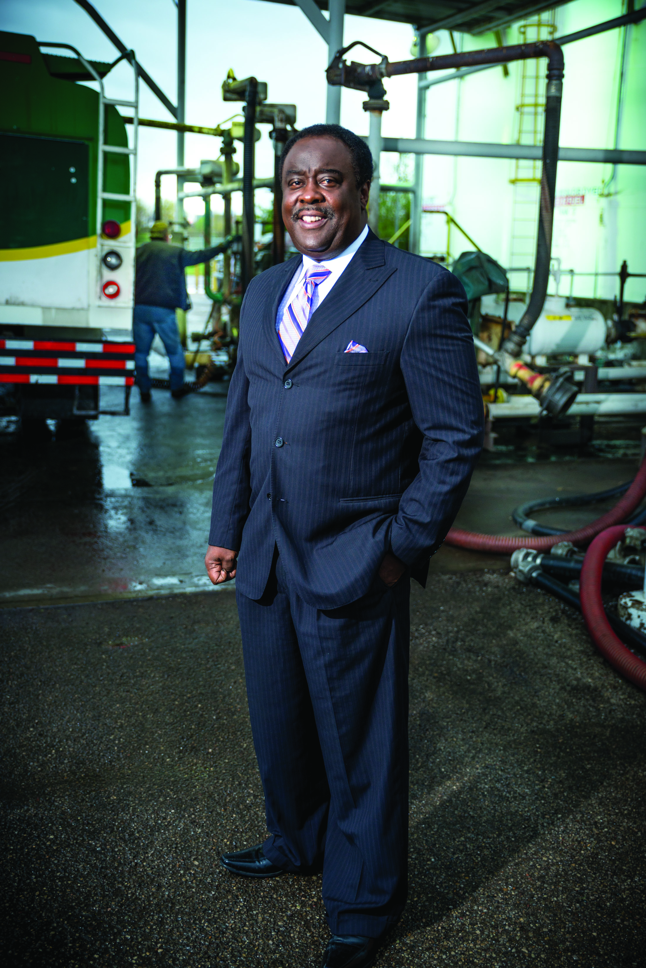 Pipeline to Power: BE's Industrial/Service Company of the Year