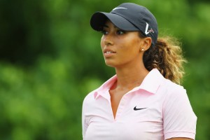 cheyenne woods on tour