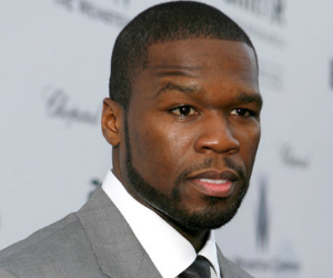 50 Cent Adds Another Title: Movie Producer