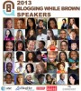 In 2008, Gina McCauley launched Blogging While Brown, an annual conference where bloggers of color can network with one another, gain new skills to maintain their technical mastery in social media and technology, and gain opportunities for sponsorship.