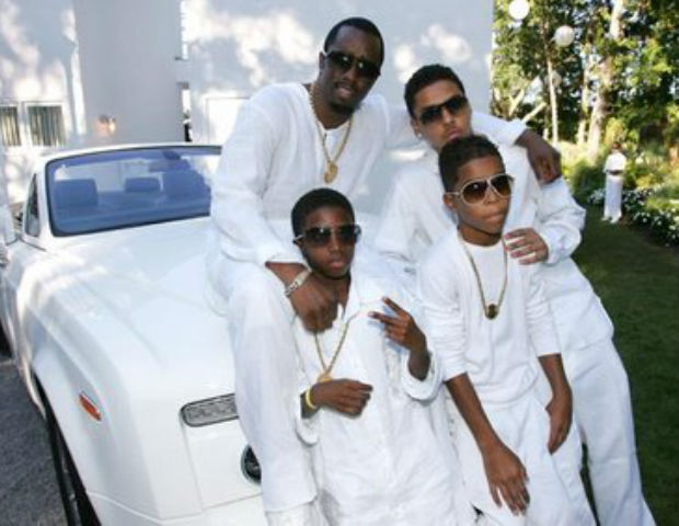 puff daddy and sons