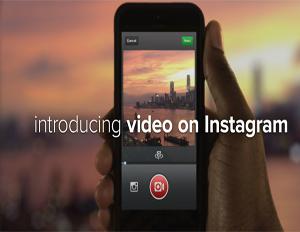 Facebook announced video on Instagram Thursday (Image: Instagram)
