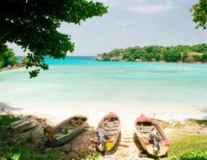 jamaica island beach