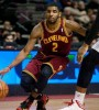 Cleveland Cavaliers guard Kyrie Irving.