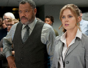 Laurence Fishburne Rocks Man of Steel, Win a Grand Prize Movie Pack
