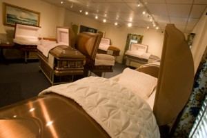 casket funeral home