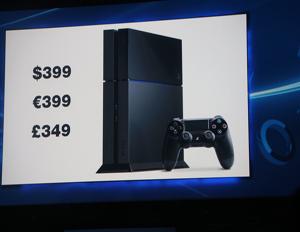 E3 2013: Sony Checkmates Microsoft At PS4 Press Conference