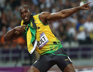 Could the world's fastest man be reconsidering retirement?