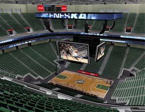 Utah Jazz to Install New Mega Scoreboard in Arena