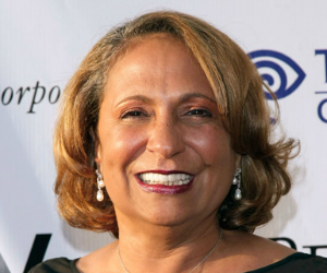 cathy hughes smiling