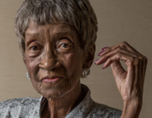 Woman in Iconic Gordon Parks Photo Honored