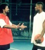 Denzel Washington and Ray Allen played opposite each other in the 1998 Spike Lee film 'He Got Game'.