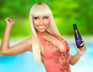 Mona Scott-Young & Nicki Minaj Announce New Moscato Wine Beverage