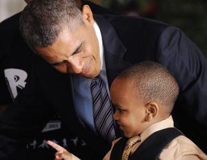 """Obama On Father's Day: """"Good Parenting Isn't Easy"""""""