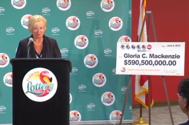 84-Year-Old Fla. Woman Wins Powerball Jackpot
