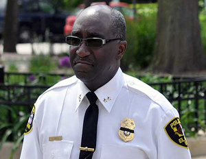 Sanford Police Chief Works to Ease Racial Tensions