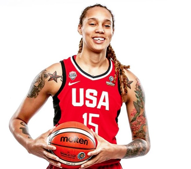 Phoenix Mercury's Brittney Griner Has WNBA's Top-Selling Jersey