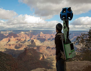 Backpackers, Want to Try Google's Trekker Device?