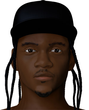 Play GIG-IT avatar of rapper Terrence Thornton, known as Pusha T (Image: Play GIG-IT)