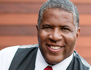 Vista Equity Partners CEO Robert F. Smith (Image: File)