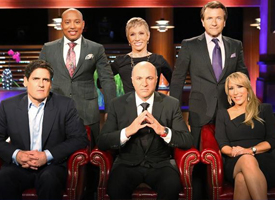 The Shart Tank Cast