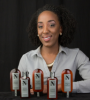 Andrea Polk of Solo Noir Skin Care for Men.