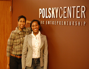 Charisse Conanan and Adrissha Wimberly are the founders of Smarteys (Image: Source)