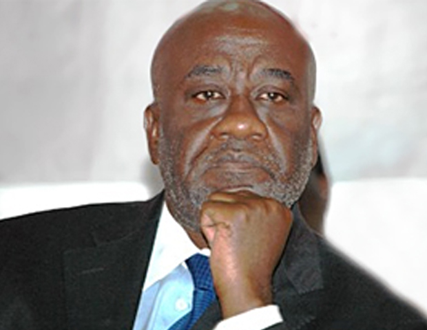 J. Kofi Bucknor Managing Partner Kingdom Africa Management Board: Newmont Mining Corp.