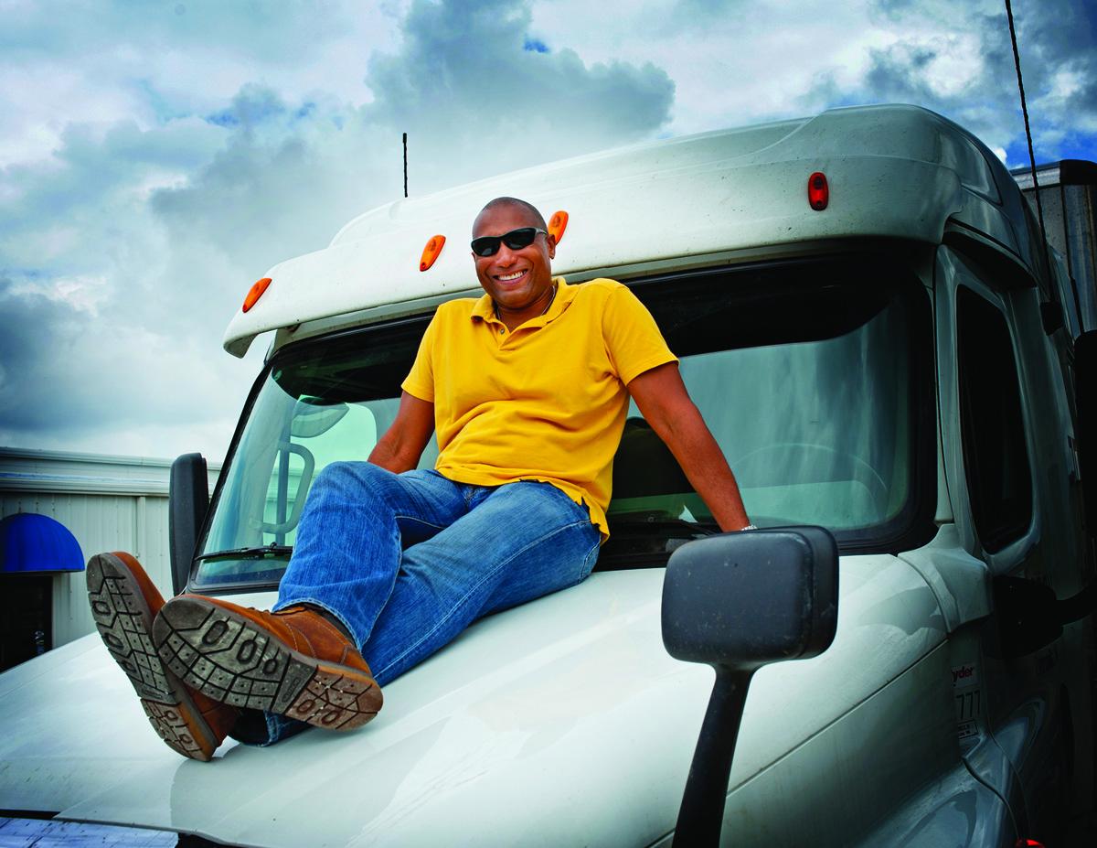 Liggon Trucking CEO Keith White
