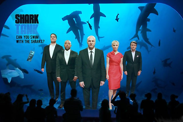 Shark Tank Open Casting Call at the 2014 Black Enterprise Entrepreneurs Conference