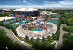 Rain, Rain, Go Away: USTA Announces Arthur Ashe Stadium Will Get a Roof