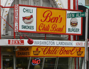 Ben's Chili Bowl Celebrates 55th Anniversary with Bill Cosby