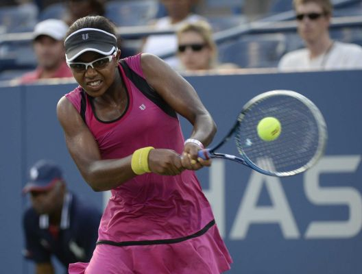 Victoria Duval's Play at the US Open Is a Sight for Four Eyes