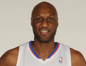 Lamar Odom Returns Home to Wife