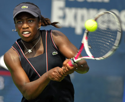 With a 7-5, 6-3 loss at the US Open, Sachia Vickery bowed out of her first Grand Slam tournament.
