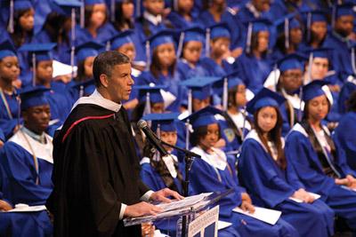 Graduation Rate Reaches Historic High, But Achievement Gaps Remain