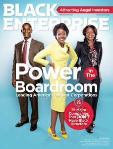 black enterprise power in the boardroom july and august 2013 issue cover