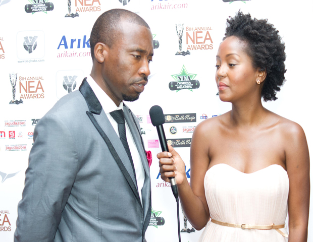 NEAs co-founder and entertainment entrepreneur Tope Esan (left) worked alongside partners to bring the star-studded event to the global stage.