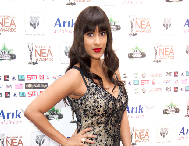 Actress Juliet Ibrahim was among the star-studded who's who in attendance.